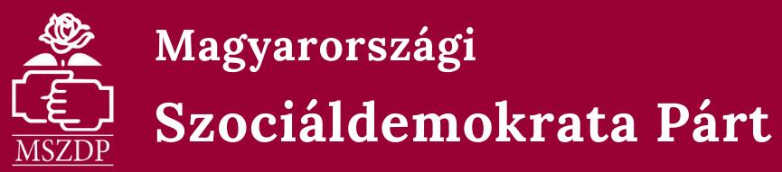 MSZDP – Szociáldemokrata Párt